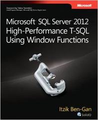 Window Function Book
