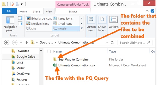 image thumb16 Power Query for Excel: Combine multiple files of different file types