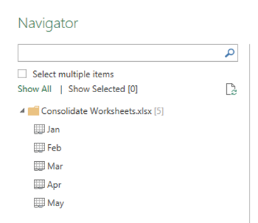 consolidated worksheets with power query powerpivotpro
