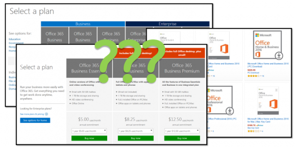 What Versions Of Office 2016 Contain Power Pivot?