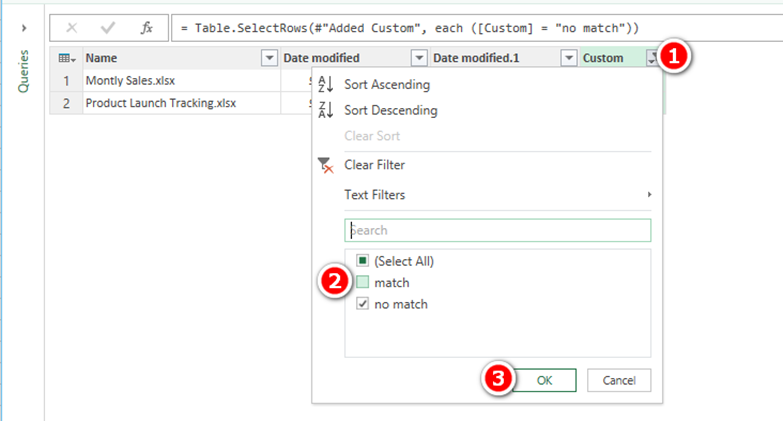 image thumb 12 Power Query as a File Audit Tool