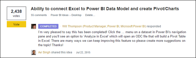 image 19 Power BI Measure Dependency View–Help Shape the Future of Power BI