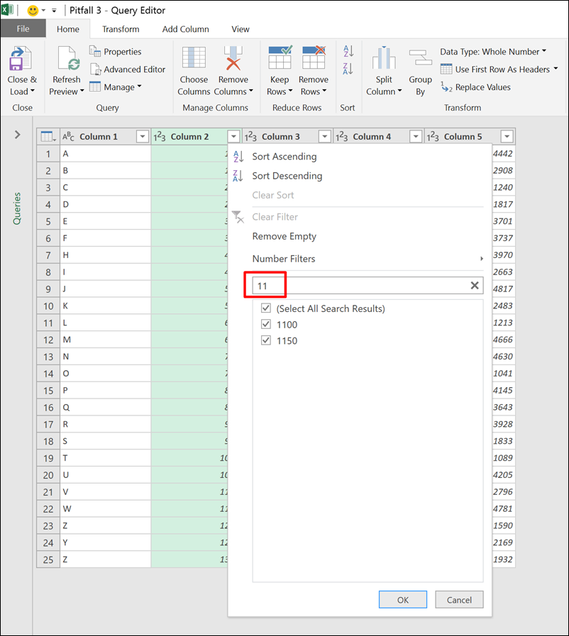 The Ten Pitfalls of the Data Wrangler in Power BI and Power Query in Excel