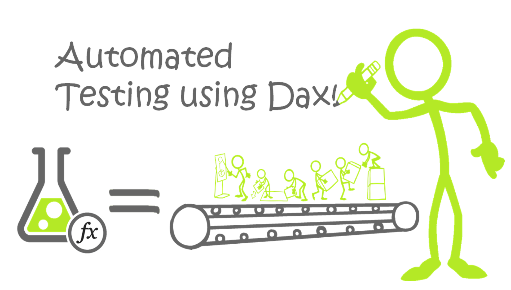 Automated Testing Using Dax Banner