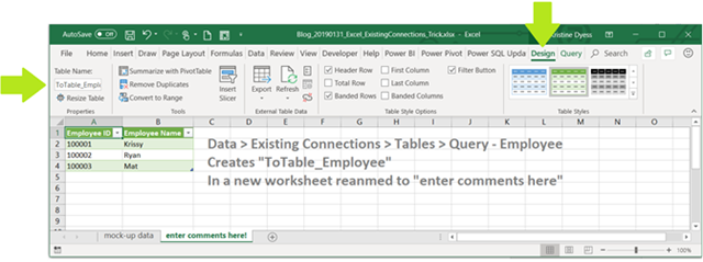 image thumb 15 An Oldie but Goodie – PowerPivot In Excel: Existing Data Connections