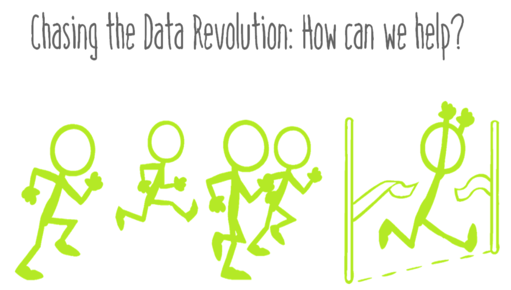 Chasing Data Revolution Banner 1024x581 Chasing the Data Revolution: How can we help?
